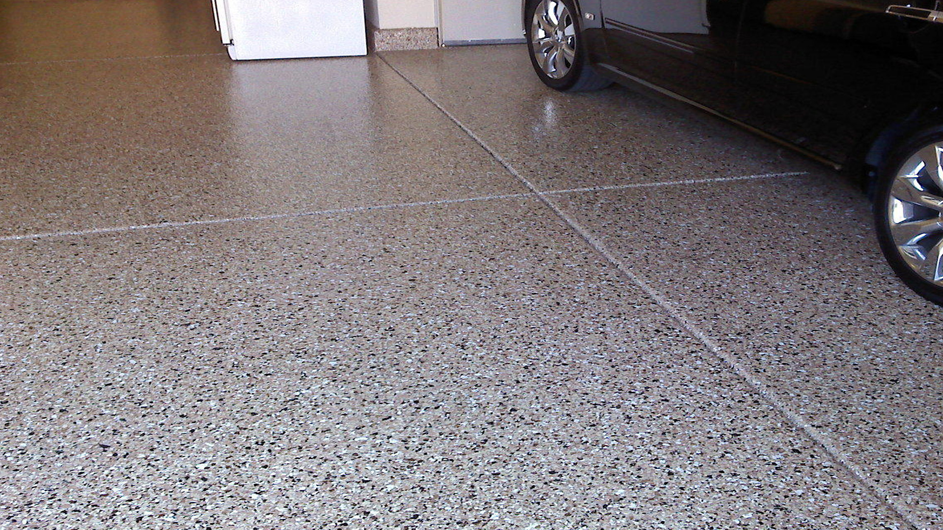 use to bare today floor epoxy your leave in should cost or you garage paint concrete